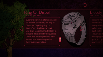 Ring Of Dispel