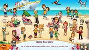 Delicious Emily's Honeymoon Cruise Special Story Scene
