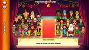Delicious Emily's Christmas Carol Invitations