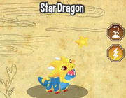 Star dragon lv1-3