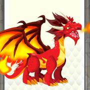 Fire dragon lv7-9