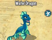 Water dragon lv 4-6