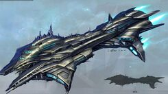 Arderon-Class Battleship