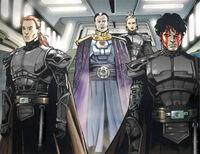 Darth Taral and Shadow Guard