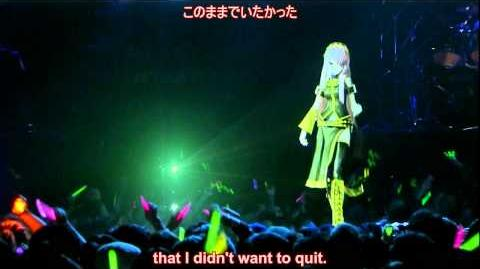 AIdol Concert Footage - Double Lariat