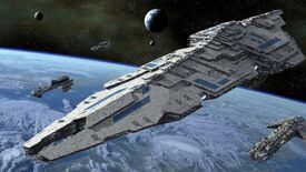 Rebirth Star Destroyer