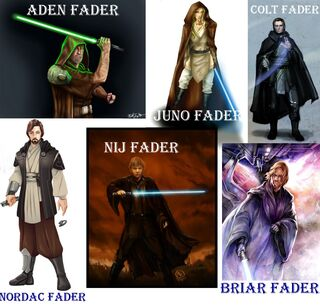 Fader family