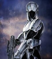Sith Legion commander