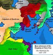 1650-1750 mapa historico Aels