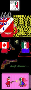 Totally Accurate and Unbiased Interpretation of the Canadian Invasion of Mexico (Firefox42)