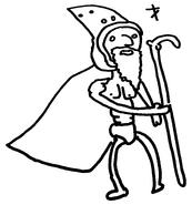 Gospod Caricature (Zillamaster55)