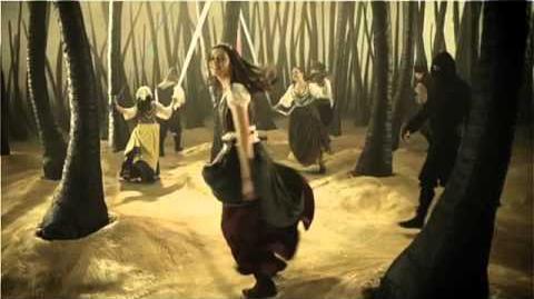 Inside brian wilson's beard - dancing irish girls