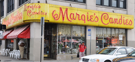 Margie's Candies (Candor)