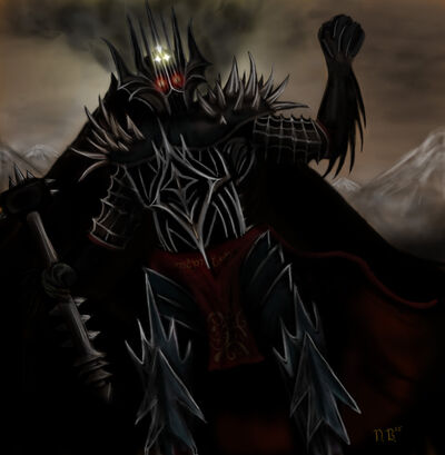 Morgoth the great fear by makavaldres-d2srux1