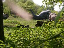 Dinos in Treptow