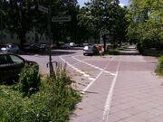 Schutzstreifen Groß-Ziethener Straße (Beginn)