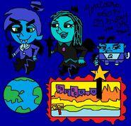 Anti Fairies ruling the world & destroying Fairy World