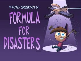 Formula For Disasters