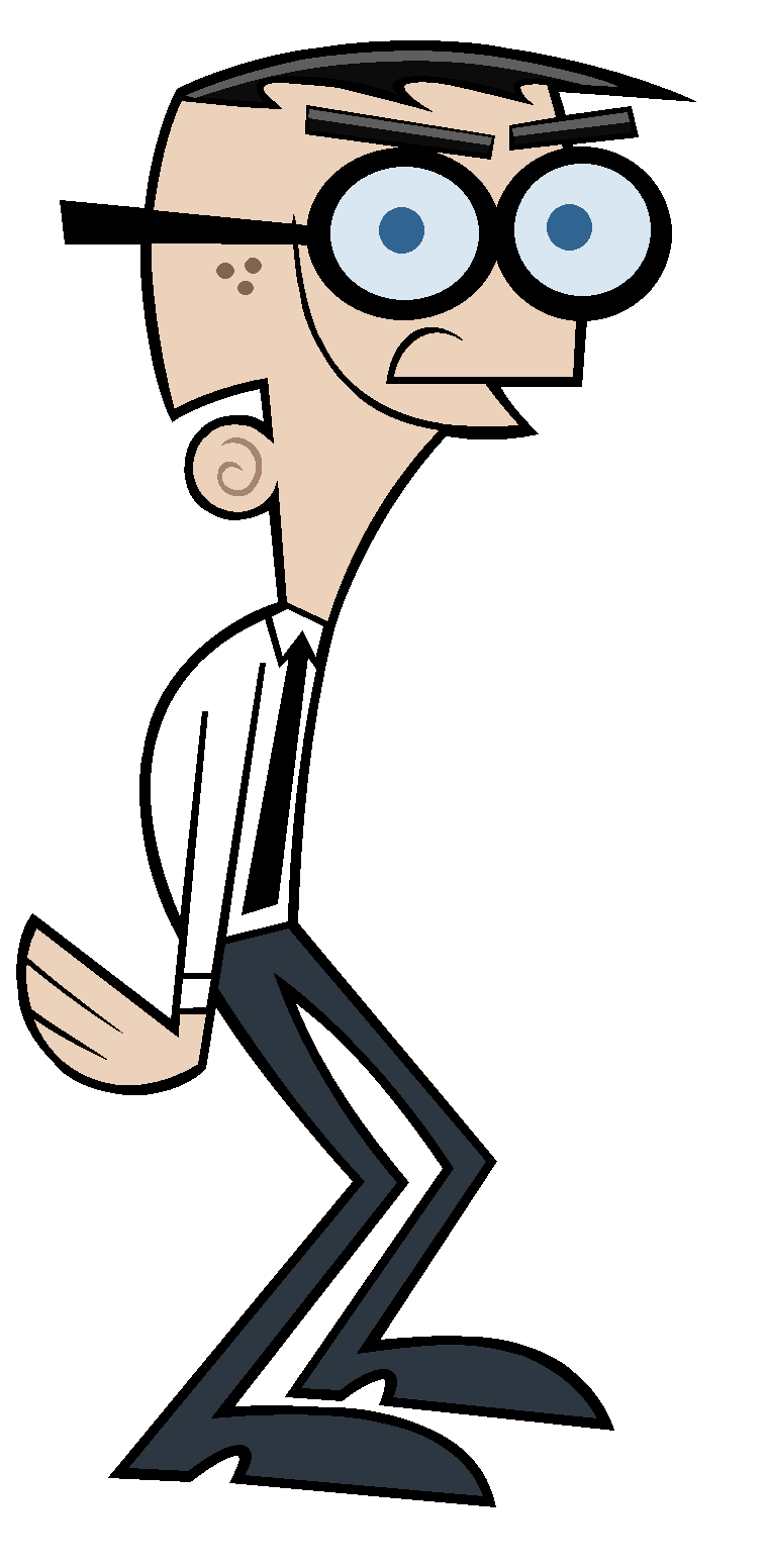 Denzel Crocker The All New Fairly Oddparents Fairly
