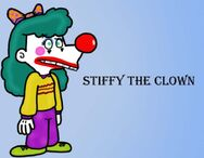 Stiffy the clown by cookie lovey