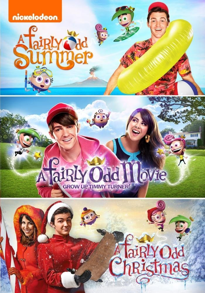 A Fairly Odd Movie Trilogy | Fairly Odd Parents Wiki ...