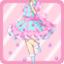 FFG Fragrant Lavender Dress pink