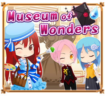 Museum of Wonders big banner