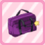 SFG Schoolbag with Star purple