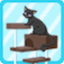 RDS Cat Tower black