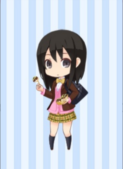 SF Schoolgirl Takoyaki Lover Preview