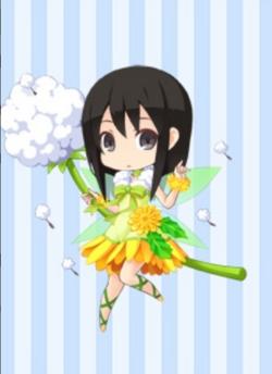 FFG Dandelion Fairy Preview