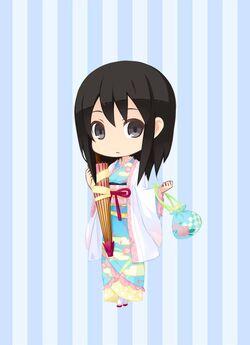 HF Kimono for Cherry Blossom Viewing preview