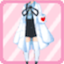 SFG Doctor Girl black & blue