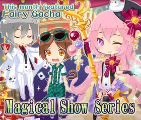 Magical Show banner