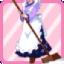SE Japanese Clothes Maid purple