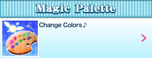 Magic Palette