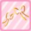 SFG Rabbit Ribbon yellow