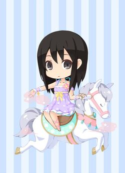 SS Dreaming Rocking Horse Girl preview