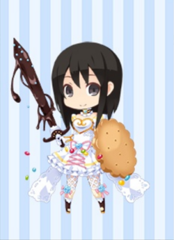 CK Leader of the Choco Army preview