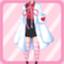 SFG Doctor Girl pink & black