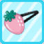 SFG Strawberry Hairpin pink