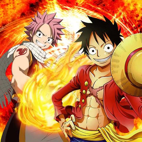 File:Luffy & Natsu Fairy Tail OP.png