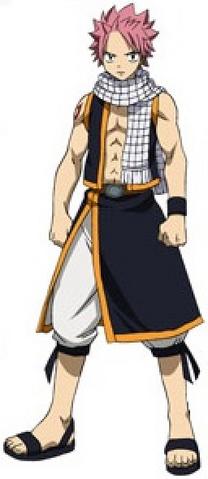 File:Natsu Dragneel Anime Pre Timeskip Full Body.png