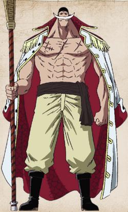 Newgate Ward Anime Full Body