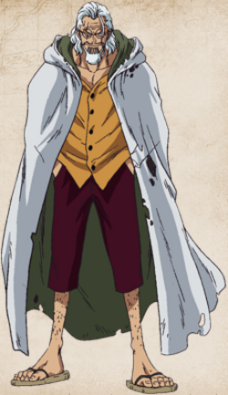 Rayleigh Silvers Full Body