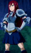 Erza Scarlet Anime Post Timeskip Infobox