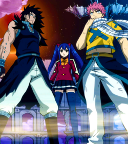 Dragon Slayers Anime Infobox