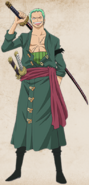Zolo TS character