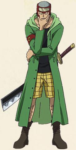 Yosaku Anime Pre Timeskip Infobox