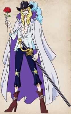Cavendish Full Body Anime